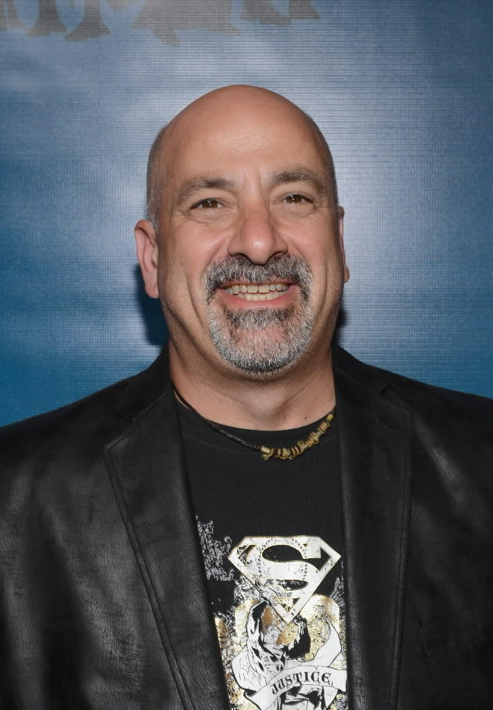 Co-Publisher of DC Entertainment Dan DiDio.