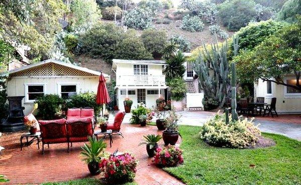 Stuntman-turned-director Scott Waugh has his Hollywood Hills compound up for sale.