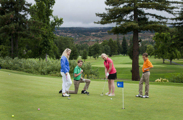 The Silverado Resort & Spa in Napa Valley is offering a summer tennis, golf and swim camp for kids ages 11 to 16.