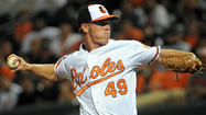 Buck Showalter had initially said that top pitching prospect Dylan Bundy was seeing renowned orthopedic surgeon Dr. James Andrews on Tuesday, but the manager told reporters after Wednesday's game that he misspoke about Bundy's schedule.