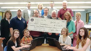 The largest donation in the history of the Waynesboro Area Business, Education and Community (WABEC) Foundation has allowed the organization to purchase 120 laptops for elementary students.