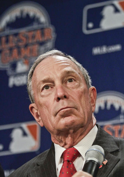 New York Mayor Michael Bloomberg has donated an additional $350,000 to the L.A. Unified school board campaign.