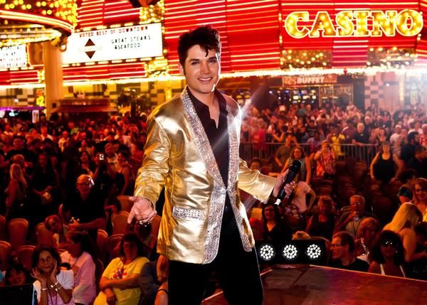 After winning the 2012 Elvis Tribute Artist Contest in Las Vegas, Victor Trevino Jr. went on to finish second at the national finals in Memphis. The competition this year is May 10-11.