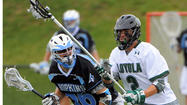 A win this Saturday against No. 13 Johns Hopkins would strengthen No. 7 Loyola's bid for an at-large spot in next month's NCAA tournament. It would also do away with this pesky matter of a 13-game losing streak to the Blue Jays.
