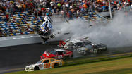NASCAR's two fastest tracks are re-enforcing crossover gates in the wake of the Feb. 23 accident at Daytona International Speedway that injured nearly 30 spectators.