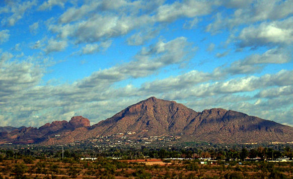 Arcadians point to Camelback Mountain as the premiere place in the area for a hike, although the summit trail is closed for renovation until the fall.