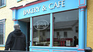 Two local food establishments closed their doors Sunday, one a family-owned bakery, the other a chain restaurant.