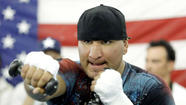 Boxer Chris Arreola is back in line for title