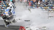 Daytona crash brings safety changes to speedway
