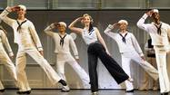 "THEATER REVIEW: ""Anything Goes"" at the Cadillac Palace Theatre ★★★★ ... Sentimental? So shoot me. For that is pretty much the experience ..."