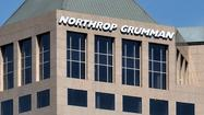 Northrop Grumman Corp. reported Wednesday a 3.4 percent decrease in first-quarter net earnings this year compared to last year.