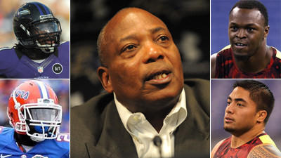 Five Things to Watch with the Ravens during the NFL draft