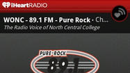 North Central College's student-run radio station WONC-FM 89.1 began streaming live online via iHeartRadio.com and through the iHeartRadio mobile app on April 7.  WONC is one of only eight college radio stations in the United States the company chose to be part of its streaming services.