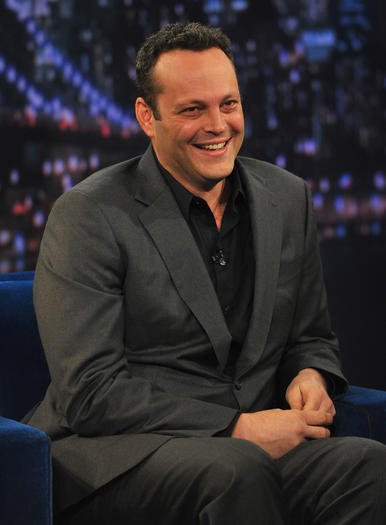 "Vince Vaughn Visits ""Late Night With Jimmy Fallon"""
