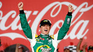 "<span class=""runtimeTopic"">(</span>NASCAR Wire Service) Kasey Kahne has long been admired by many fans for more than his racing talents, but this season his talents on track are racing to the forefront - giving his legions of fans more reason to pull for him."