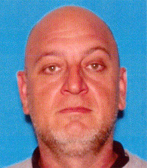 A DMV photo of Christopher Waters, 42, who was found dead in Rancho Palos Verdes on Tuesday.