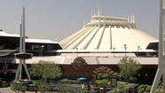 Disneyland's Space Mountain remains closed for safety repair work, two weeks after state regulators cited the park for hazards to maintenance workers on the outside of the attraction.