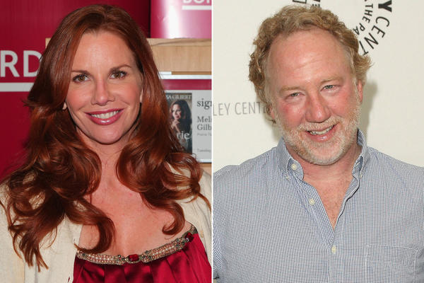 Melissa Gilbert has married Timothy Busfield.