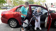 Some senior citizens who desperately need a ride may soon be stuck at home due to a lack of volunteer drivers.