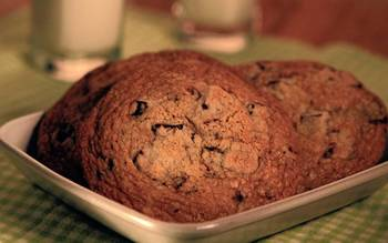 Gail's Artisan Bakery chocolate chip cookies