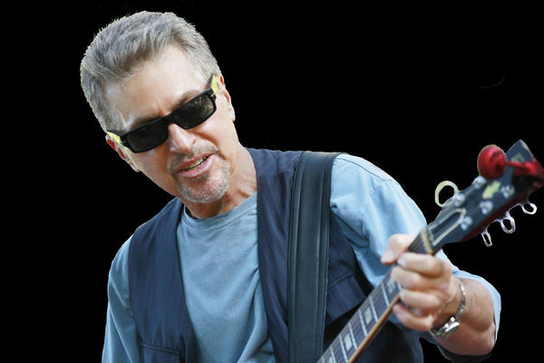 """People don't realize how much my music is rooted in the blues, because my records all hit pop,"" Johnny Rivers says."