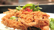 Las Vegas: Emeril's restaurants celebrate the soft-shell crab