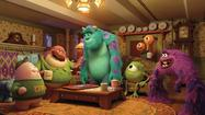 Monsters University | June 21