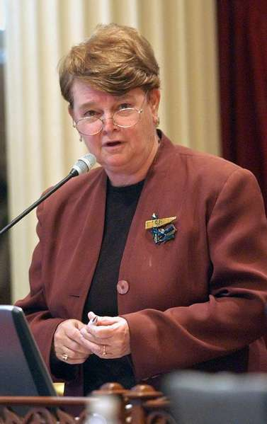 Former State Sen. Sheila Kuehl (D-Santa Monica) announced her bid for L.A. County supervisor.