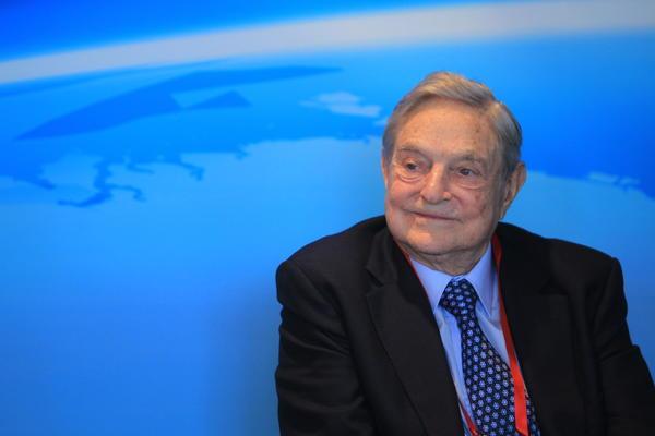 Financier George Soros takes an interest in J.C. Penney.
