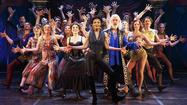 """Pippin"" is on Broadway at the Music Box Theatre."