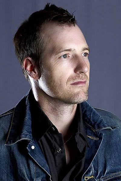 Christian music performer Nicholas Hildyard.