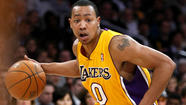 The NBA Development League has selected Lakers guard Andrew Goudelock as the 2012-13 most valuable player.