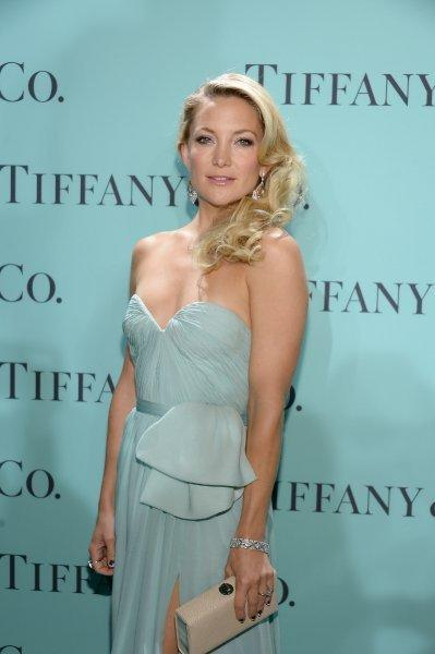 Kate Hudson at Tiffany & Co.'s Blue Book Ball.