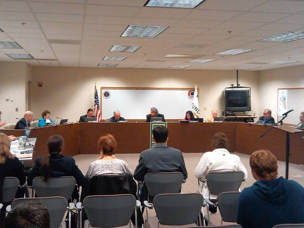 Mundelein's village board last week lowered residents' minimum water bill by about $40 per year.