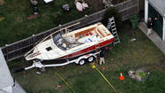 David Henneberry's boat was shot up last week during the capture of Boston Marathon bombing suspect Dzhokhar Tsarnaev, and now an online charity campaign says it has reached its $50,000 goal to buy him a replacement.