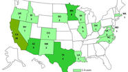 Imported cucumbers sicken 73 people in 18 states with salmonella