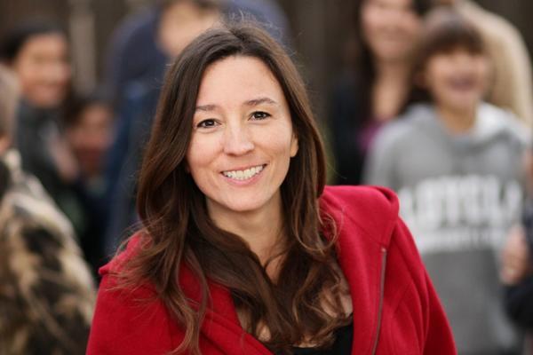 Los Angeles Unified school board candidate Monica Ratliff.