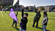 Kite Day at Fort Monroe
