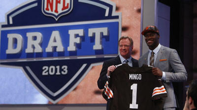 AFC North draft blog: Browns draft Barkevious Mingo, Steelers g…