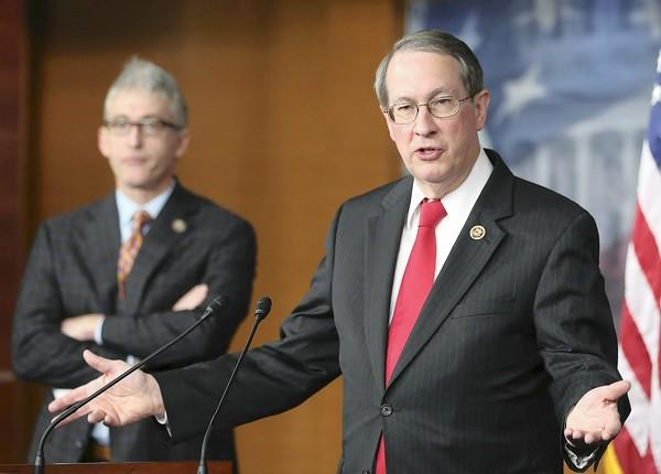 Rep. Robert W. Goodlatte (R-Va.) says the immigration bills he plans to offer should be seen as a starting point for debate.