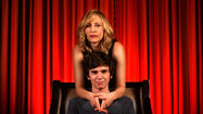 Freddie Highmore and Vera Farmiga star in the new A&E series 'Bates Motel.'