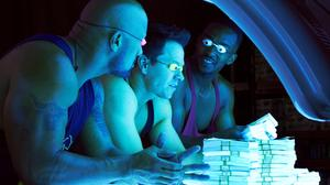 Review: Bay's 'Pain & Gain' is bargain-budget, still excessive
