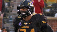 NEW YORK -- Mizzou's Sheldon Richardson heard his name called early in the 2013 NFL Draft.