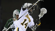 Cory Dobyns has sat out Towson's past two contests, and the sophomore attackman's status could remain the same for Saturday night's regular-season finale against St. Joseph's at Johnny Unitas Stadium in Towson.