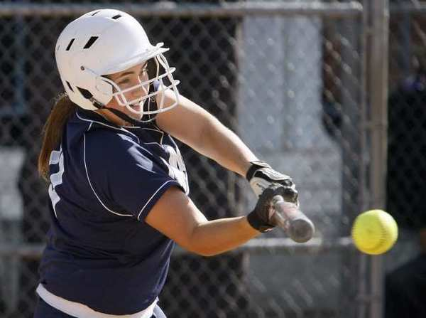 Crescenta Valley High's Chloe Fairbrother had a single in the Falcons' 4-1 Pacific League win over Hoover.