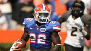 Gators safety Matt Elam had to wait until the end, but it was worth the wait.