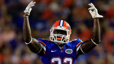 Matt Elam played like a Raven at Florida and now he is one