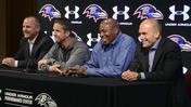 Ravens' Newsome on first round pick Matt Elam (Video)