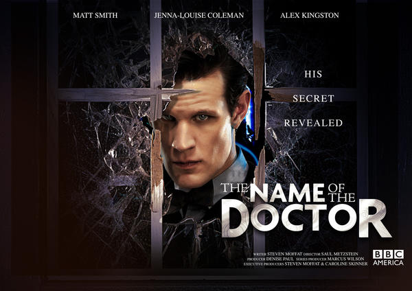 'Doctor Who' Season 7.5 photos: Episode 13: The Name of the Doctor poster