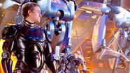 'Pacific Rim': Guillermo del Toro crafts 'gothic tech' for kaiju saga